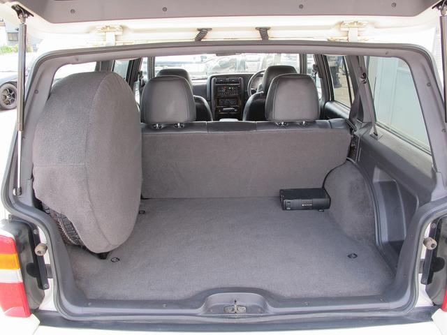 リミテッド 4WD天張り張替済み本革キーレスETCPWシート(17枚目)