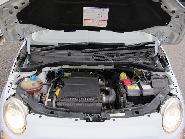 エンジン型式169A3 出力100ps(74kW)/6000rpm トルク13.4kg・m(131N・m)/4250rpm 種類直列4気筒DOHC16バルブです。