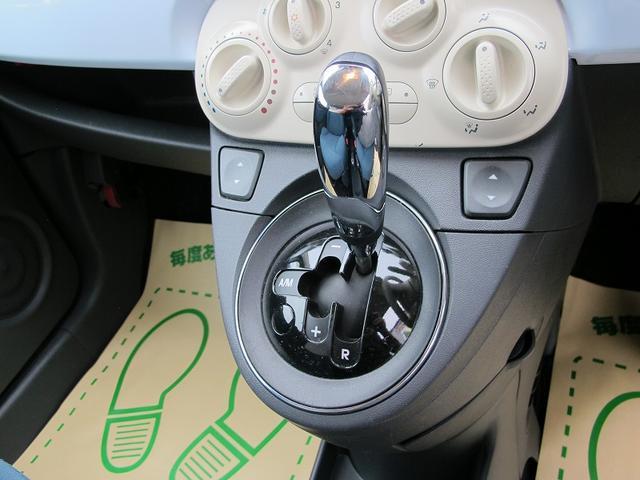 車検前倒しなどプランを多数ご用意しております。タイミングベルト、ウォーターポンプ交換ステッカーあり48645KM時!!かっこかわいい500をぜひご検討ください。