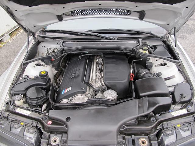 M3クーペ 純正6速MT減衰調整付車高調マフラーNEWタイヤ(7枚目)