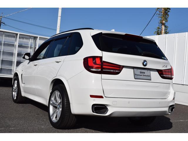 BMW BMW X5 xDrive 35i Mスポーツ  認定中古 セレクトPKG