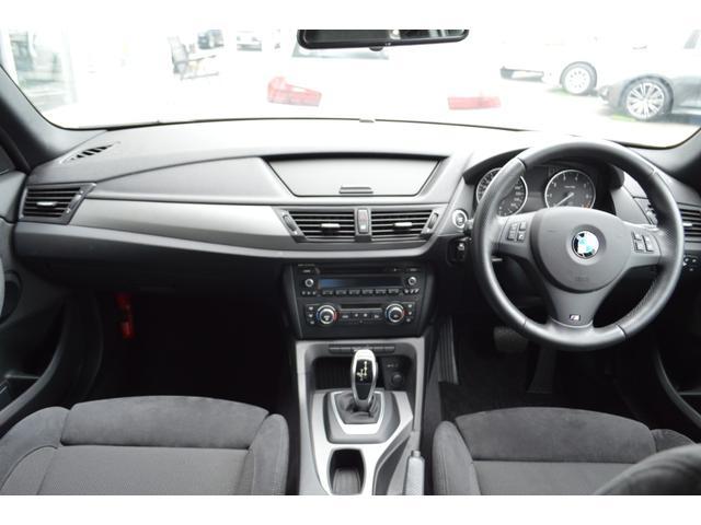 xDrive 20i Mスポーツ 正規認定中古車 コンフォートアクセス キセノン レインセンサー 自動ライト マルチファンクション ETC ドアバイザー AUX端子 禁煙車 タイヤ5部山 オートエアコン 18インチアロイ ランフラット(3枚目)