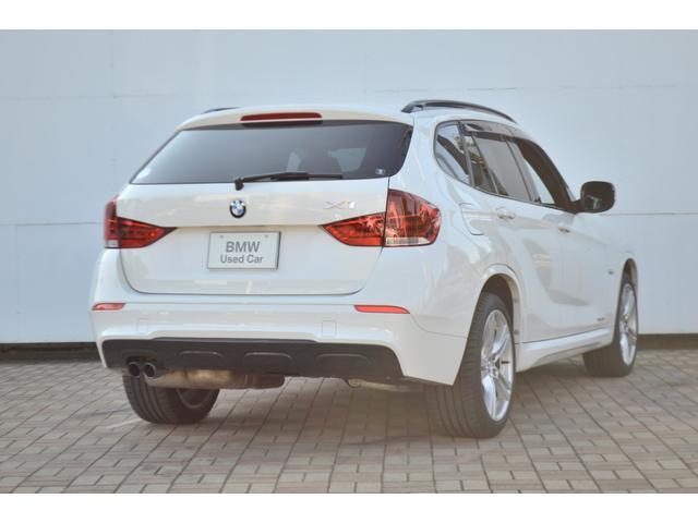 xDrive 20i Mスポーツ 正規認定中古車 コンフォートアクセス キセノン レインセンサー 自動ライト マルチファンクション ETC ドアバイザー AUX端子 禁煙車 タイヤ5部山 オートエアコン 18インチアロイ ランフラット(4枚目)