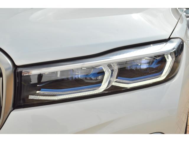 M760Li xDrive 正規認定中古車 スカイラウンジ エグゼクティブラウンジシート ダイヤモンドサウンド 前後マッサージ ナイトビジョン リアエンターテインメント シートヒーターエアコン レーザーライト ディスプレーキー(11枚目)