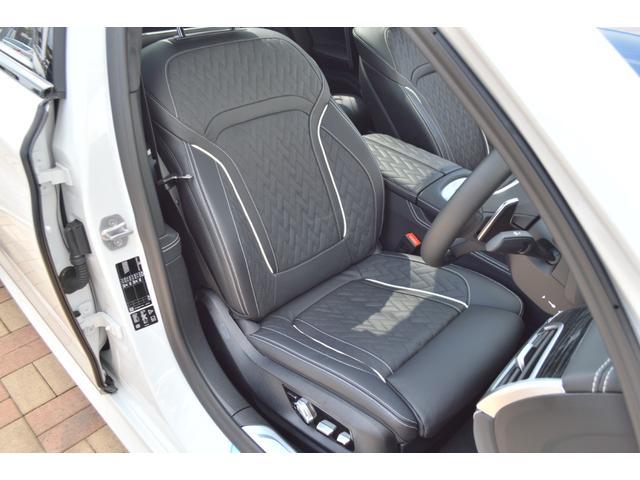 M760Li xDrive 正規認定中古車 スカイラウンジ エグゼクティブラウンジシート ダイヤモンドサウンド 前後マッサージ ナイトビジョン リアエンターテインメント シートヒーターエアコン レーザーライト ディスプレーキー(16枚目)