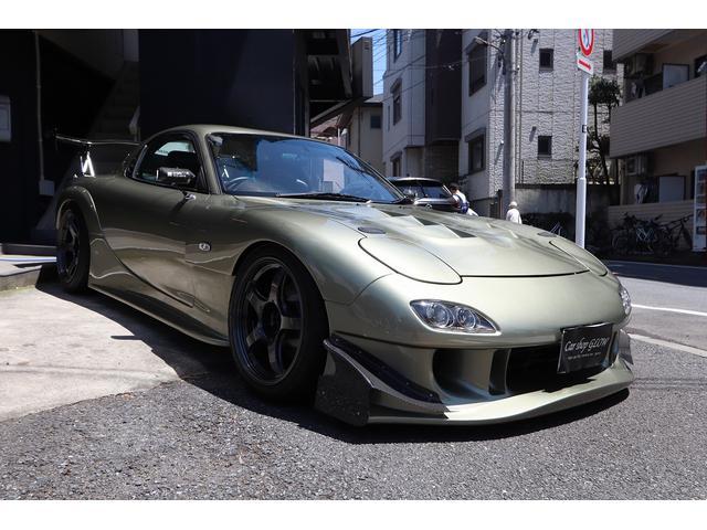 「マツダ」「RX-7」「クーペ」「東京都」の中古車4