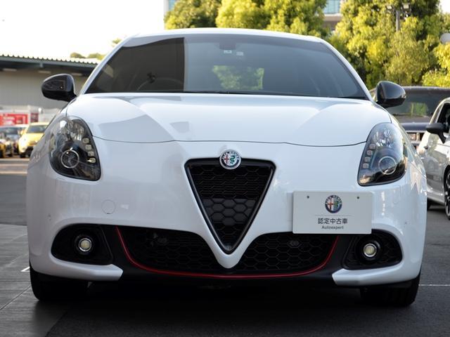 アルファロメオ アルファロメオ ジュリエッタ ヴェローチェ 1オーナー車 新車保証継承 バックカメラ ナビ