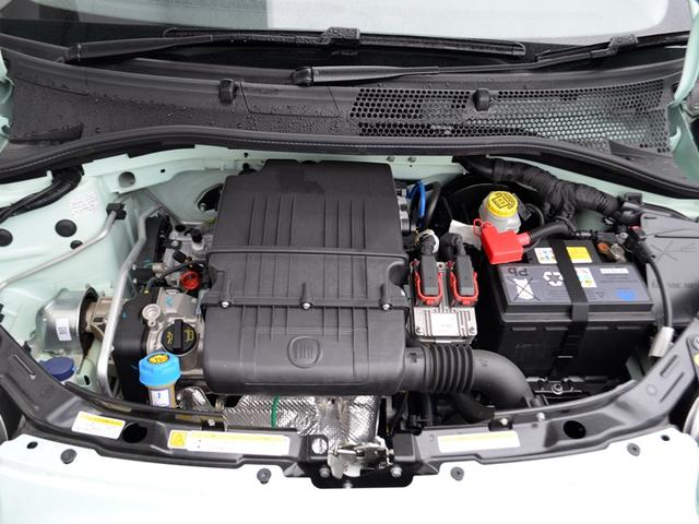 フィアット フィアット 500 メントルザータ 150台限定車 フラウ社製レザー 1オーナー