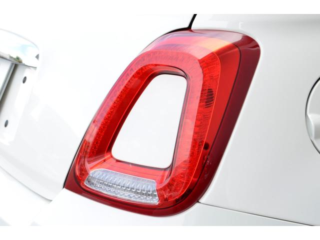 フィアット フィアット 500 1.2 ポップ 登録済み未使用車 新車保証継承 フロアマット