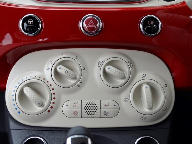フィアット フィアット 500 1.2 ポップ 現行アイボリー内装 登録済未使用車 新車保証