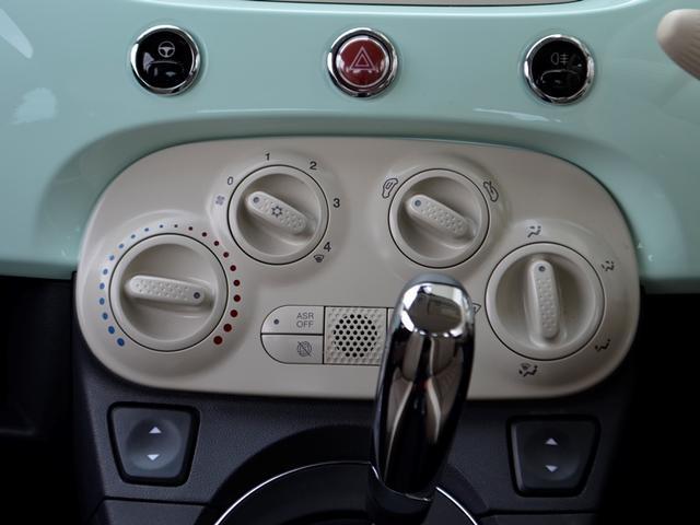 フィアット フィアット 500 メントルザータ 150台限定車 1オーナー フラウレザー