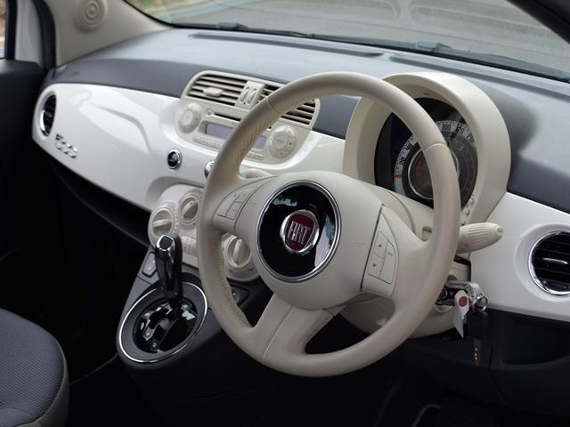 「フィアット」「フィアット 500」「コンパクトカー」「東京都」の中古車10