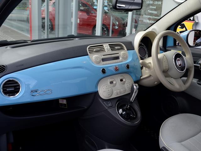 「フィアット」「フィアット 500」「コンパクトカー」「東京都」の中古車13