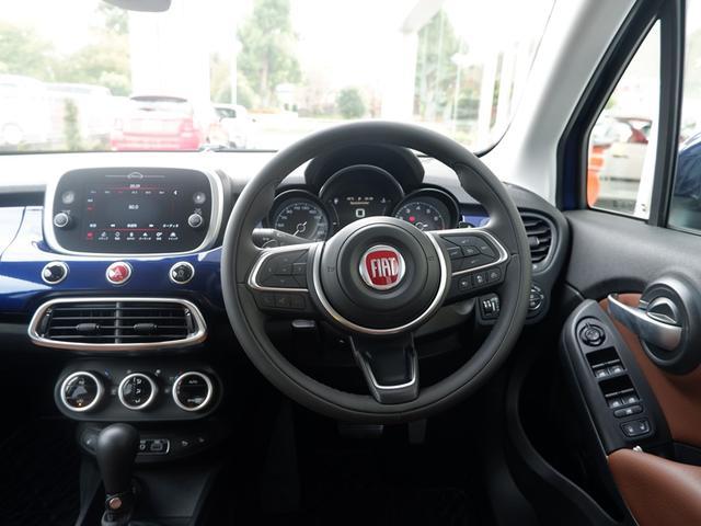 クロス ワンオーナー 新車保証継承 カープレイ アンドロイドオート対応 ETC(10枚目)