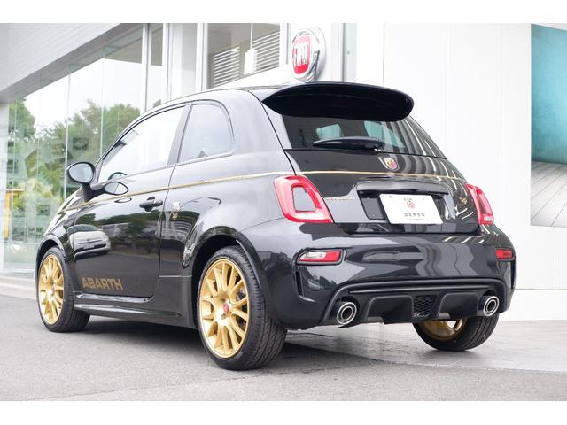 スコルピオーネオーロ 限定車 正規認定中古車 新車保証継承 ETC(2枚目)