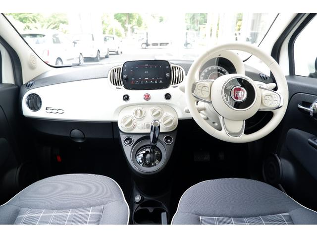 1.2 ポップ 正規認定中古車 新車保証継承 ワンオーナー ETC(6枚目)