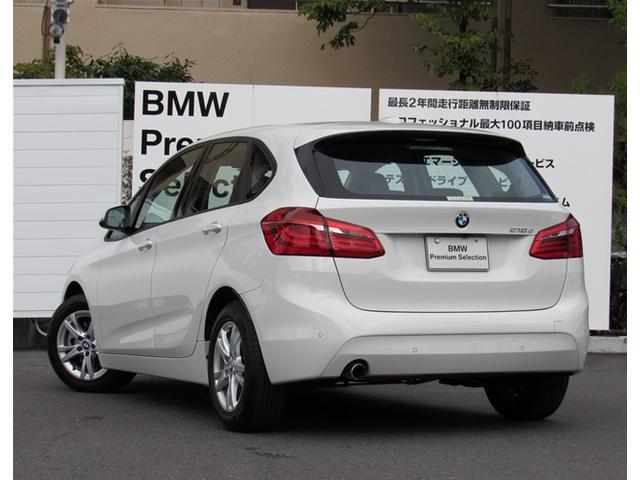 BMW BMW 218dアクティブツアラー