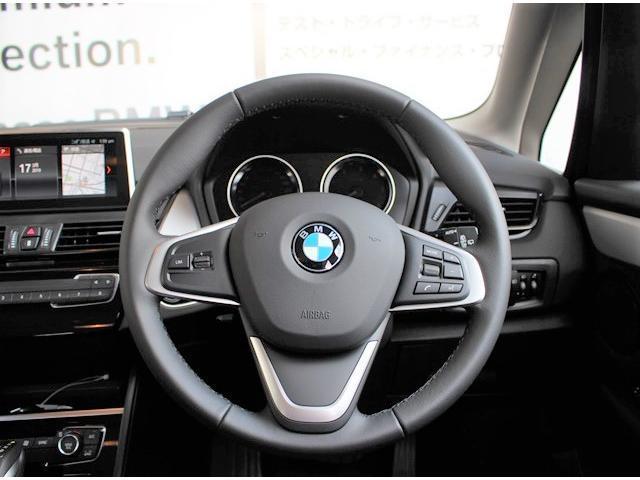 218dアクティブツアラー認定中古車全国2年保証付(9枚目)