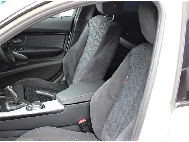 318I ツーリングMスポーツ 認定中古車 車検整備付SR付(9枚目)