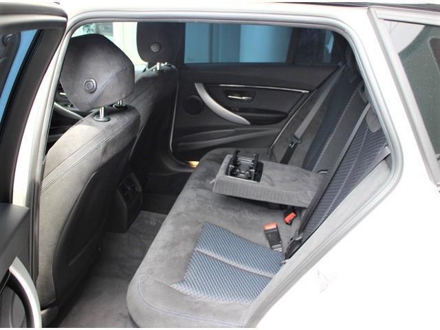 318I ツーリングMスポーツ 認定中古車 車検整備付SR付(10枚目)