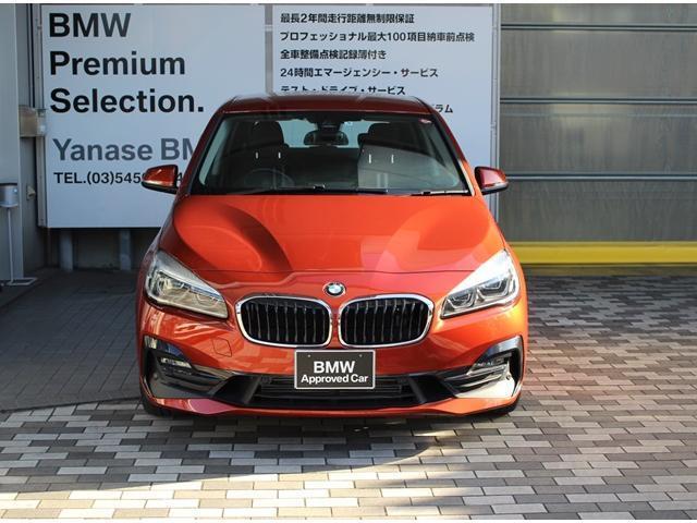 218d xDriveアクティブツアラーMスポーツ弊社社有車(5枚目)