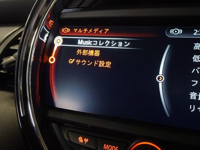 クーパーD HDDナビ ペッパーPKG 衝突軽減ブレーキ(10枚目)