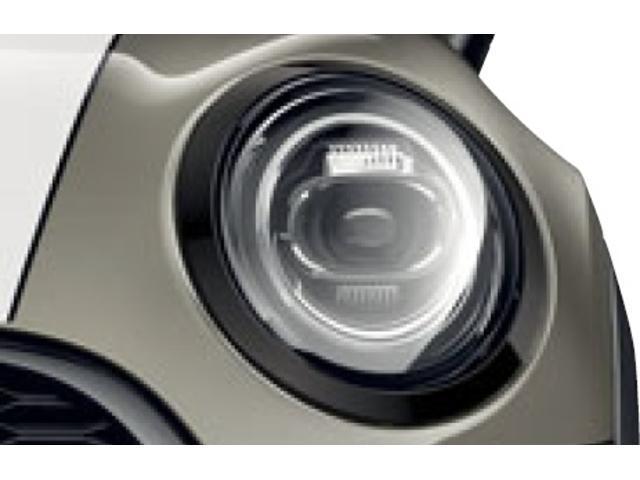 クーパーSD 純正特別オプション装備車両(6枚目)
