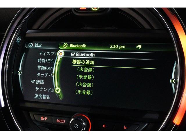 クーパーSD 純正特別オプション装備車両(14枚目)