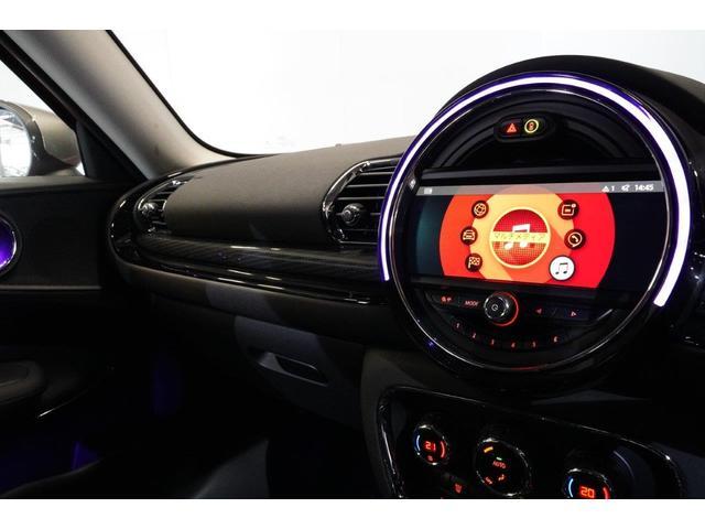 クーパー クラブマン バックカメラ LEDヘッドライト アクティブクルーズコントロール(9枚目)