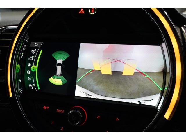 クーパー クラブマン バックカメラ LEDヘッドライト アクティブクルーズコントロール(11枚目)