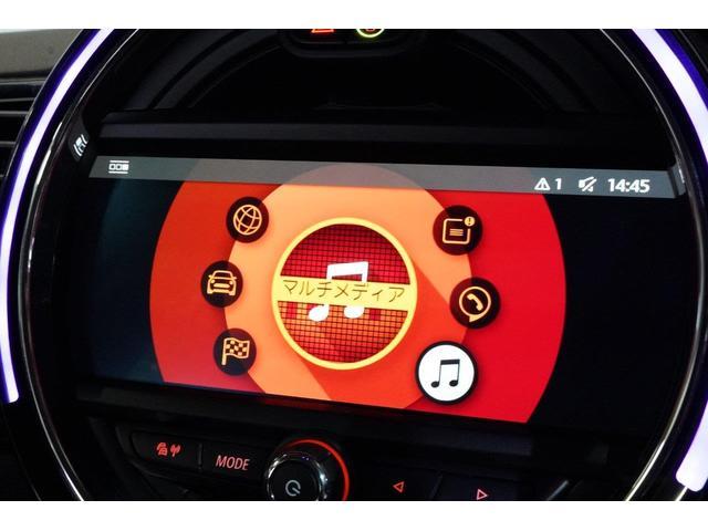 クーパー クラブマン バックカメラ LEDヘッドライト アクティブクルーズコントロール(12枚目)