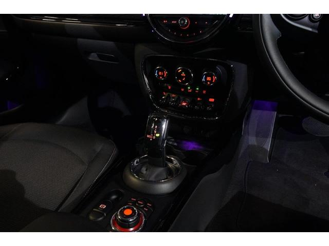 クーパー クラブマン バックカメラ LEDヘッドライト アクティブクルーズコントロール(14枚目)