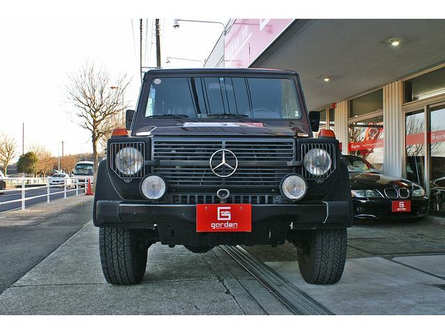 「メルセデスベンツ」「ゲレンデヴァーゲン」「SUV・クロカン」「神奈川県」の中古車3