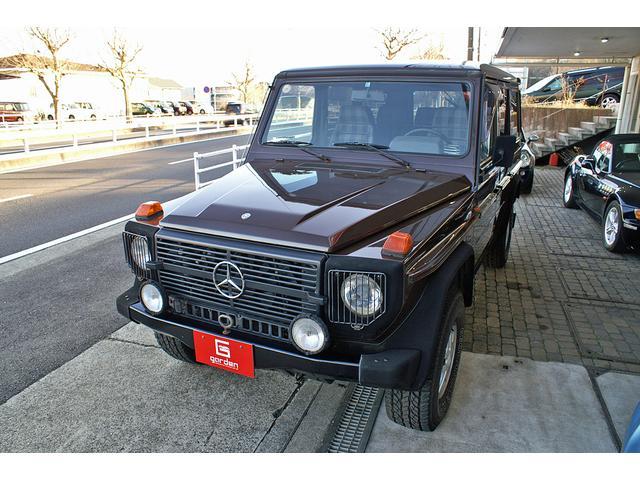 「メルセデスベンツ」「ゲレンデヴァーゲン」「SUV・クロカン」「神奈川県」の中古車9