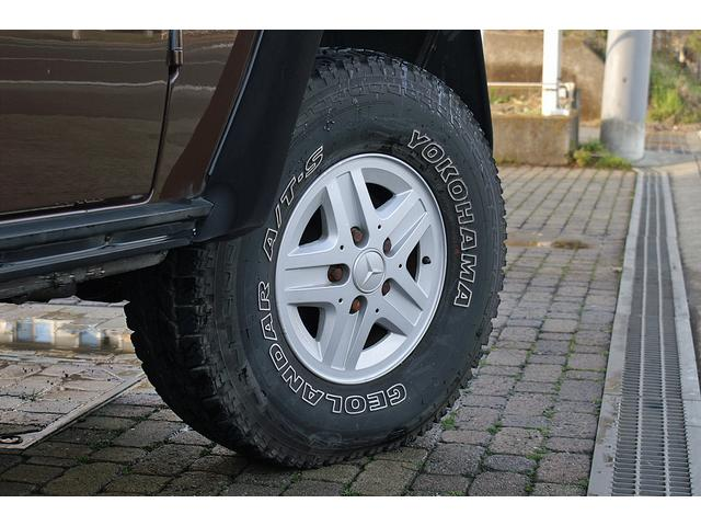 「メルセデスベンツ」「ゲレンデヴァーゲン」「SUV・クロカン」「神奈川県」の中古車36