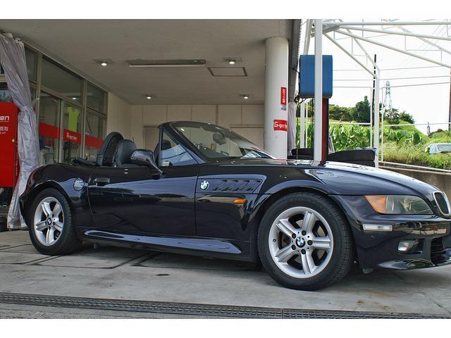 「BMW」「BMW Z3ロードスター」「オープンカー」「神奈川県」の中古車11