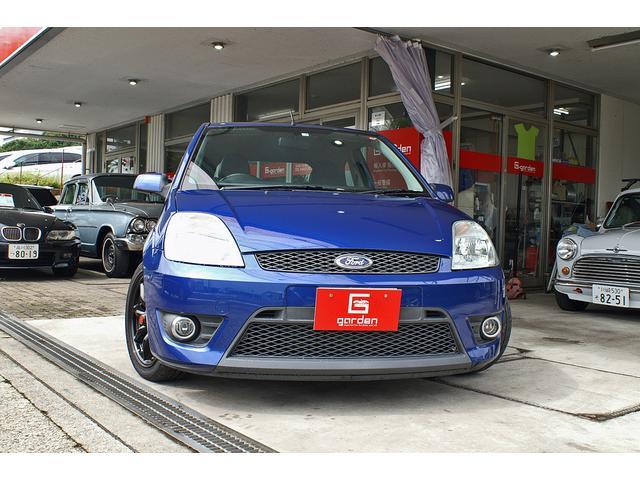 「その他」「ヨーロッパフォード フィエスタ」「コンパクトカー」「神奈川県」の中古車8
