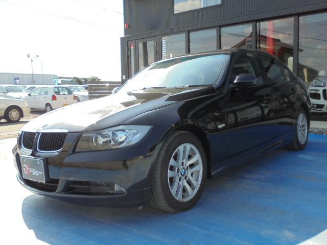 BMW BMW 320i ダイナモ新品交換済 キセノン PUSHスタート
