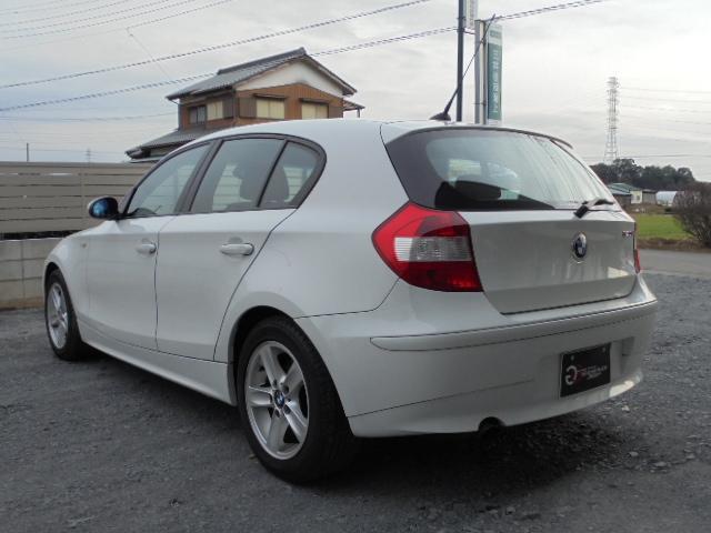 BMW BMW 120i PUSHスタート 純正AW ETC 修復歴無