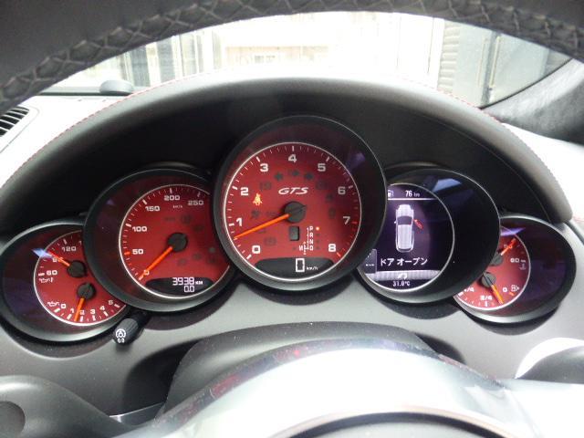 GTS ティプトロニックS 4WD MY17 カイエンGTS(14枚目)