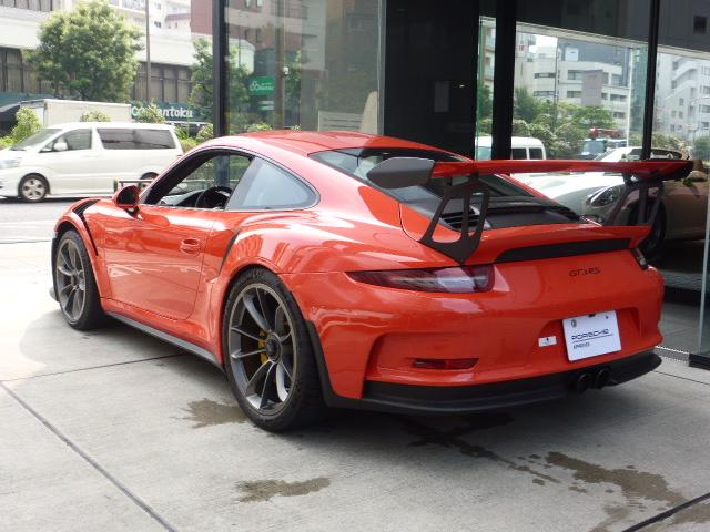 911GT3RS(4枚目)