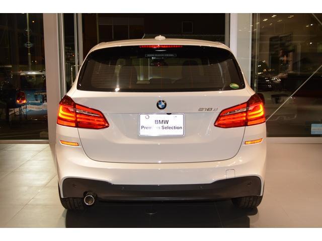 BMW BMW 218dアクティブツアラー Mスポーツ 衝突安全ブレーキ