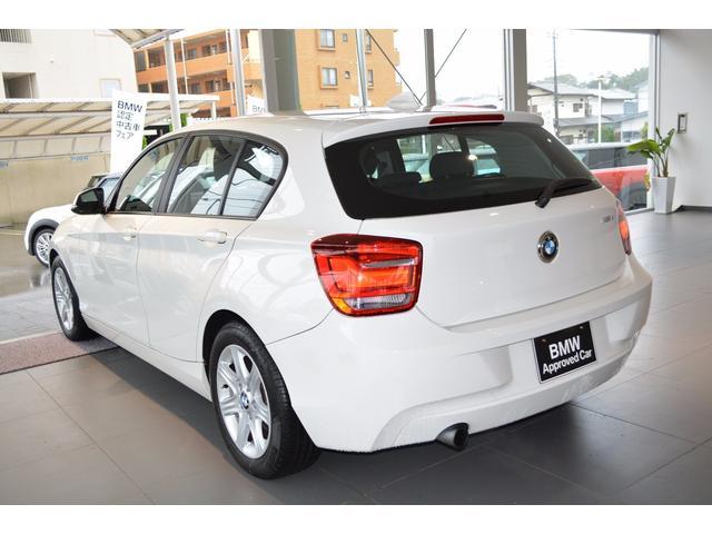 BMW BMW 116i 認定中古車 純正HDDナビ ミュージックサーバー