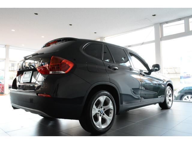 BMW BMW X1 sDrive 18i 正規認定中古車 1年間・走行無制限保証