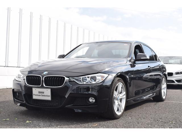 BMW BMW 320M-Sport 純ナビ Bカメ 電シート Pシフト
