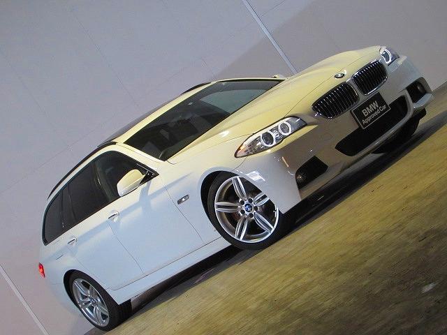BMW BMW 535iツーリング Mスポーツ Pサンルーフ 認定中古車
