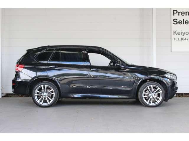 BMW BMW X5 xDrive 35d Mスポーツ セレクトPKG 茶レザー