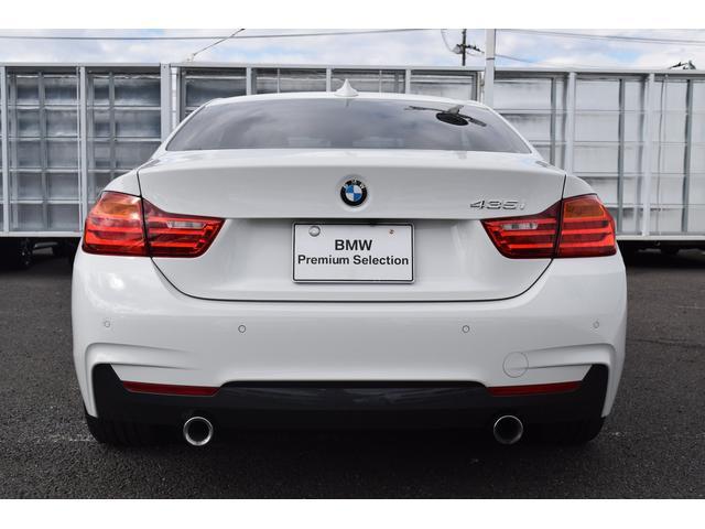 BMW BMW 435iクーペ Mスポーツ 19AW HアップD 認定中古車