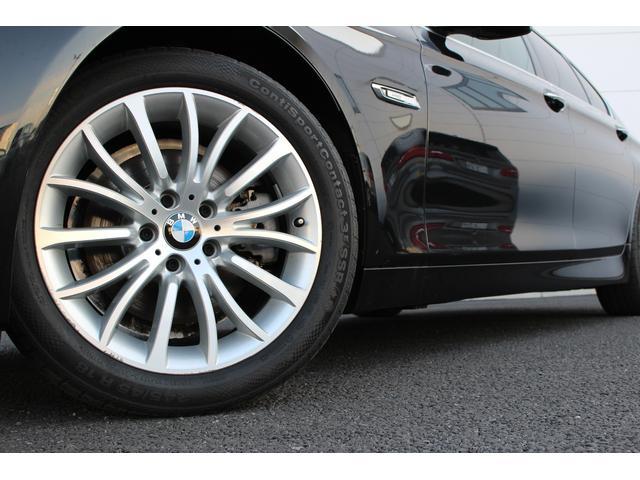 BMW BMW 523d ラグジュアリー 認定中古車 ワンオーナー ナビ