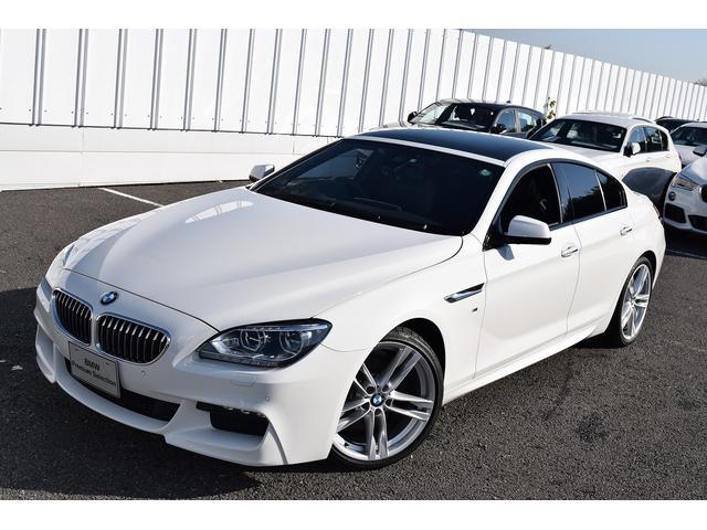 BMW BMW 640iグランクーペ Mスポーツパッケージ 認定中古 LED